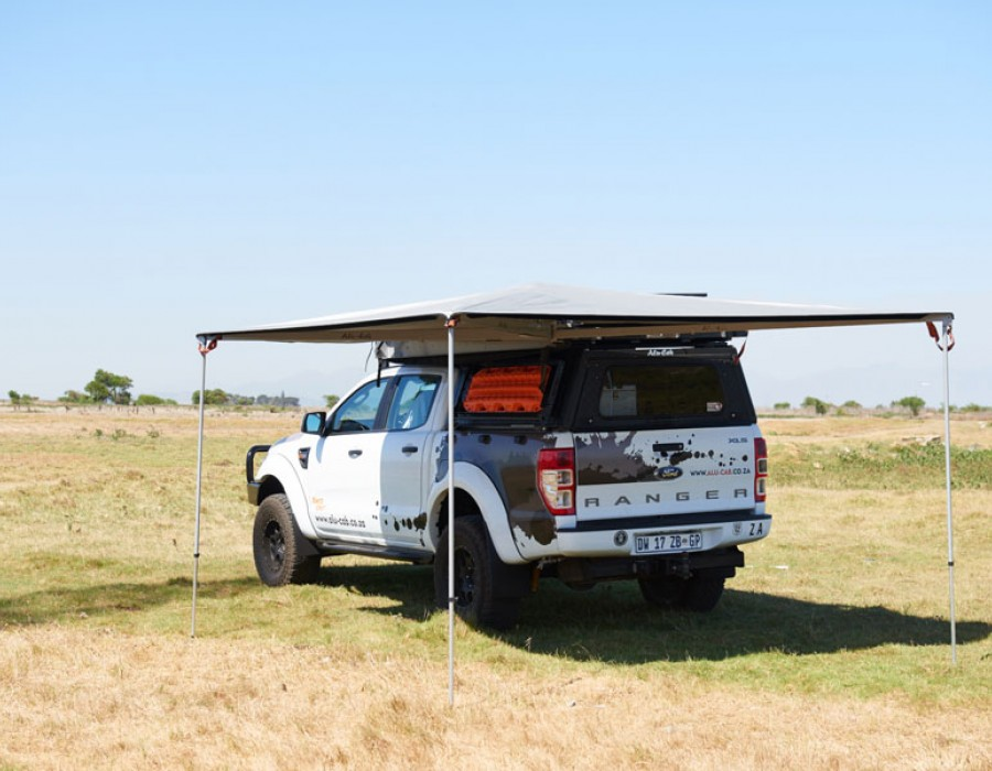 ALU-CAB 270° SHADOW AWNING (LEFT OR RIGHT SIDE) - Alu-Cab - rolling-turtles.com