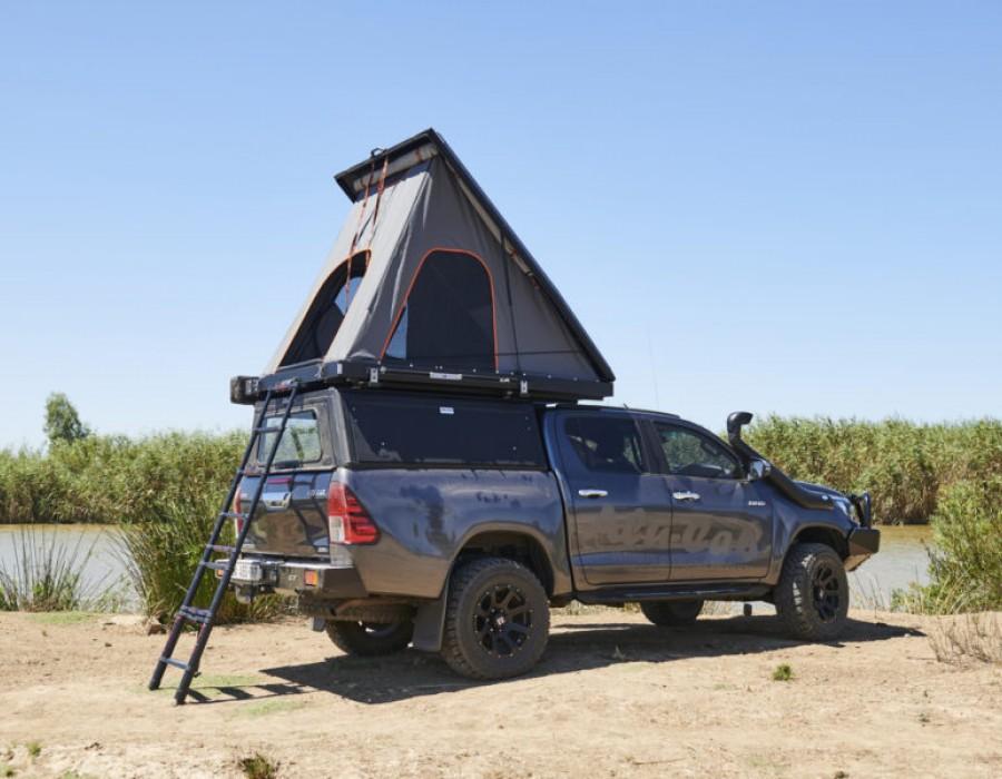 Alu-Cab Roof Tent Expedition GEN 3.1 - Alu-Cab - rolling-turtles.com